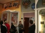 Экскурсию проводит руководитель Тамбовского областного народного музея образования Краснова Е.М.