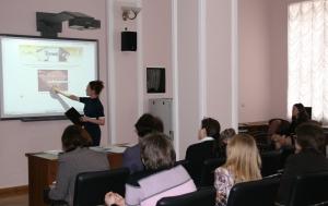 ащита проекта, заведующая лабораторией музейной педагогики ТОИПКРО Краснова Е.М,